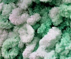 closeup, minty, and textiles image
