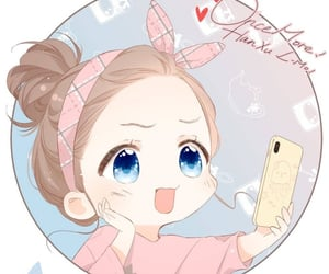 cute and anime image
