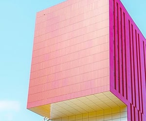 architecture, colorful, and colors image