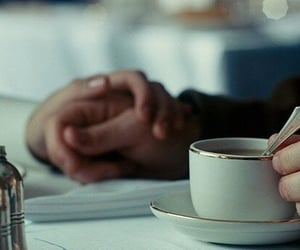 coffee, atonement, and couple image