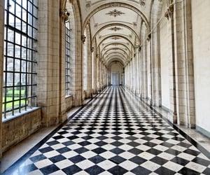 architecture, interior, and castle image