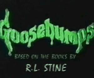 90s, goosebumps, and childhood image