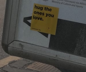 quotes, aesthetic, and hug image
