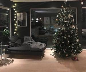christmas, christmas tree, and relax image