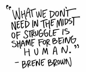human, quotes, and struggle image