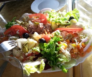 food, healthy, and morocco image