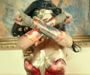 DC, gal gadot, and movie image