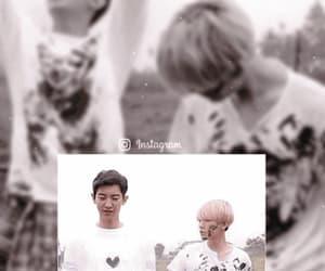 exo, wallpaper, and baekhyun image