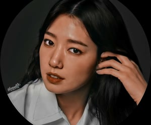 actress, aesthetic, and park shin hye image