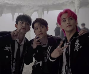exo, lucas, and mark image