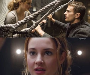 fandom, divergent, and first image