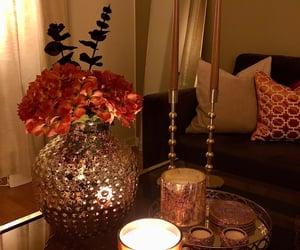 autumn, design, and livingroom image