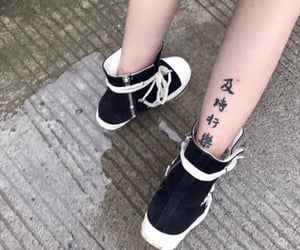 aesthetic, details, and tattoo image
