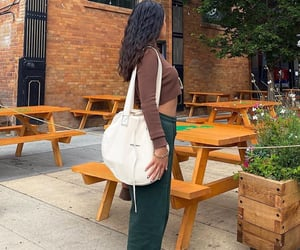 bag, fall, and fashion blogger image