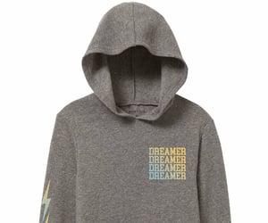 girls hoodies, hoodies for girls, and girls grey hoodie image