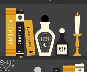 Halloween, halloween wallpaper, and spooky season image