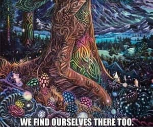 the things we love, we lose ourselves, and we find ourselves image
