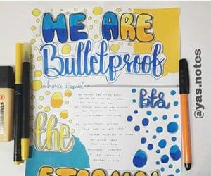 crayola, markers, and universidad image
