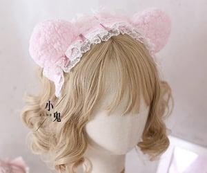 headdress, kawaii accessories, and kawaii image