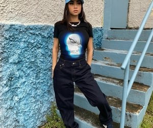 artist, outfit, and fashion image