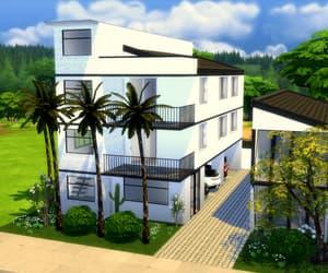 apartment, design, and apartmentbuilding image