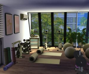 apartment, design, and sims 4 image