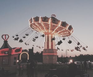 aesthetic, fun, and carnival image