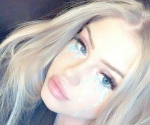 beauty, blue eyes, and fame image