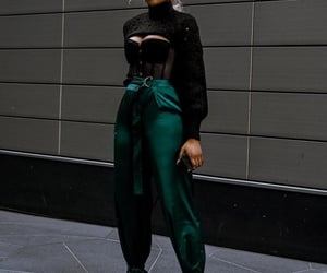 fashion, pants, and street style image