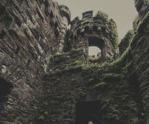 castle, beautiful, and fantasy image