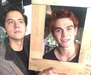 riverdale, colesprouse, and kjapa image