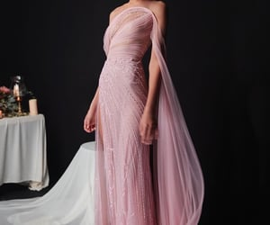 Couture, dress, and model image