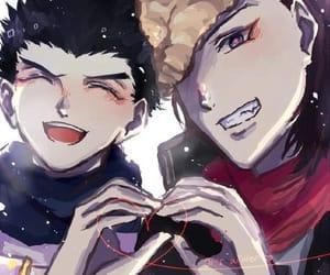 danganronpa, dangerous smile, and ishimaru image