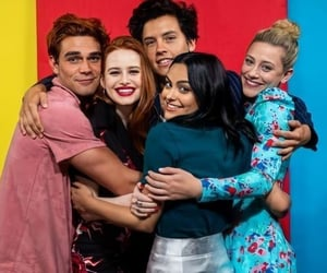 riverdale, madelainepetsch, and camilamendes image