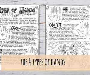 divination, palm reading, and palmistry image