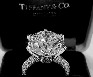 beautiful, bling, and rings image