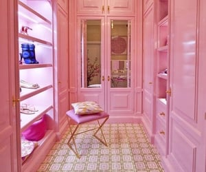 cabinet, color, and shelves image