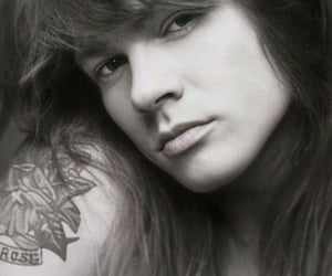 axl rose, music, and band image