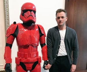 rocketman, star wars, and stormtrooper image
