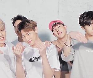 gif, korean, and i.m image