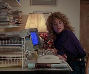 80s, actress, and fall image
