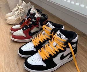 fashion and jordans sneakers image