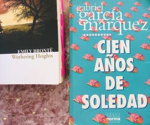 my books, cien años de soledad, and books image