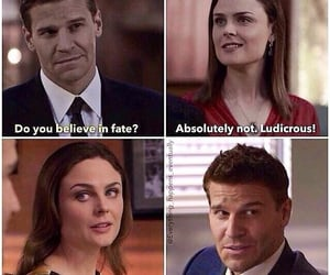 bones, booth, and quotes image
