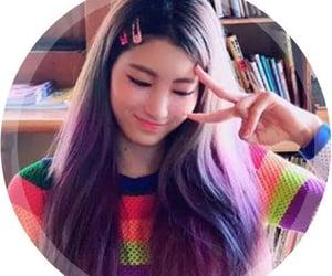 icons, kpop, and rainbow image