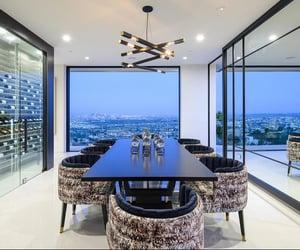 dinning room, wine cellar, and luxury image