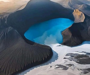 belleza, iceland, and naturaleza image