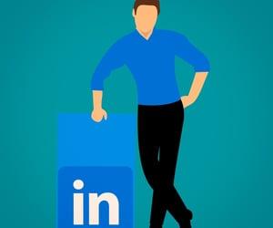 productivity, career advice, and linkedin image