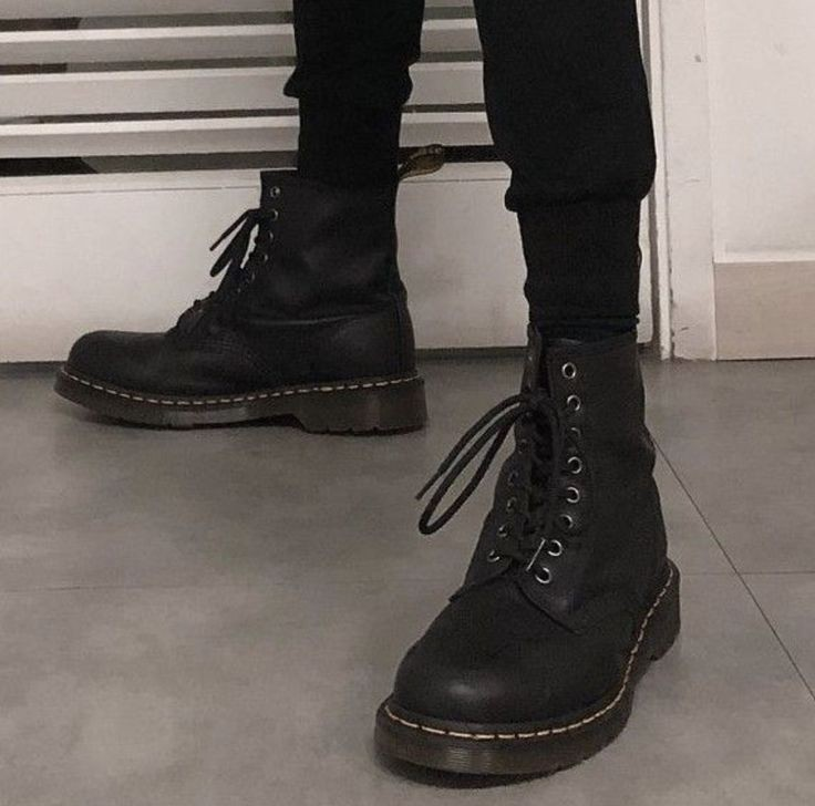 aesthetic, boot, and shoes image