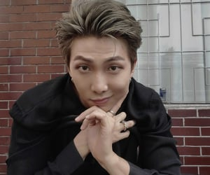 kpop, bts, and kim namjoon image